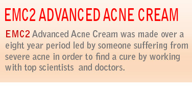 EMC2 Advanced Acne Cream